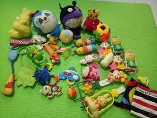 Baby toys take all