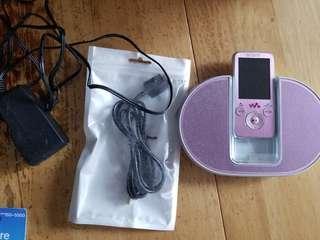 Sony walkman nw-s736f日機(注意内文)