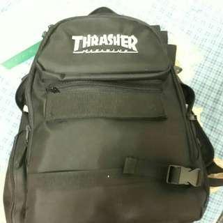 🚚 thrasher背包 正品