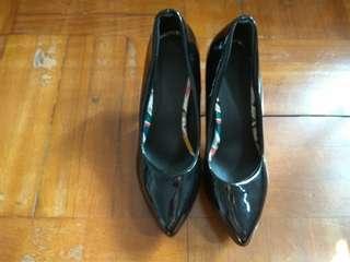 黑色女裝3吋高踭鞋(42碼)