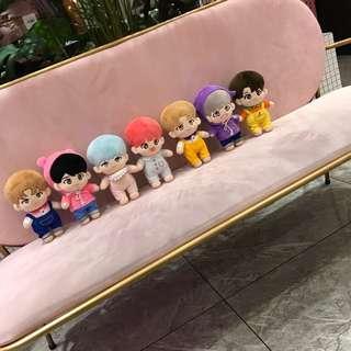 BTS Fan made Doll