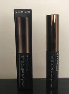 New Maybelline Brow Tint
