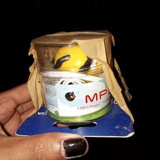 Angry Birds MP3 Player