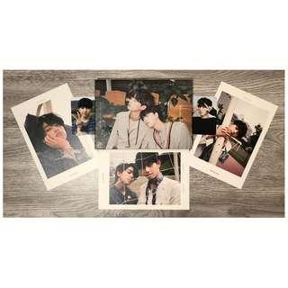 [CLEARANCE] LINGGUO & SHIHYUN <the.the.the> Album