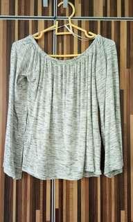 Cotton On blouse #POST1111 #MY1212