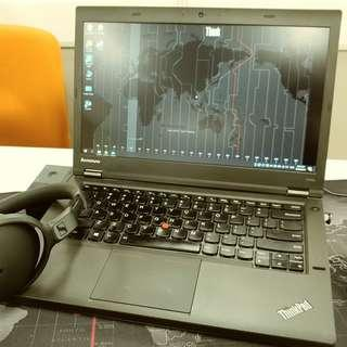 Upgrading Services for Thinkpad