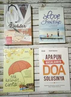 100 Ribu Dapat 4 Buku