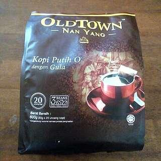 Oldtown Nan Yang Roasted White Coffee O