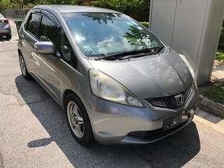 Honda Fit Singapore
