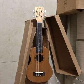 Brand new 21 inch ukulele