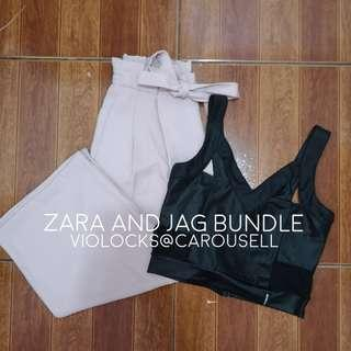 ZARA AND JAG OOTD BUNDLE