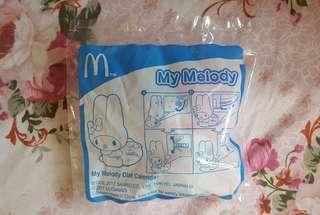 麥當勞 My Melody 日曆