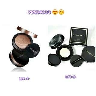 PROMOO BB CUSHION MAYBELLINE, APRIL SKIN