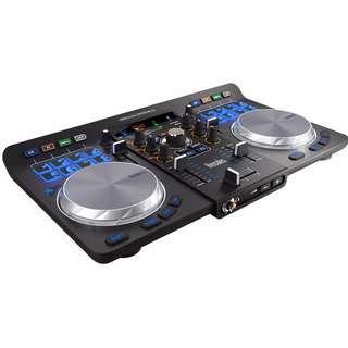 🚚 Hercules Universal DJ – DJ Controller