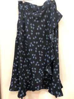 Revival Wrap Skirt