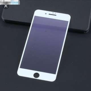 iPhone 6+ A.Blue Ray Matte Tempered Soft Scr Protector White