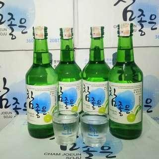 Cham Joéun Soju Original