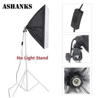 Photography E27 holder softbox lighting equipment Studio Softbox Lamp Holder with E27 Socket for Studio Continuous Lighting