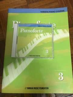 Yamaha Pianoforte 3