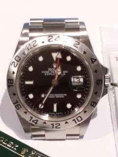 Rolex16570黑面Z頭