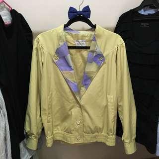 Retro Vintage Blazer Jacket
