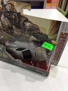 Transformer Turbo Changer- Cogman