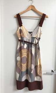 Long Cue dress - s10