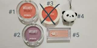 ALMOST NEW Korean Blushes!!