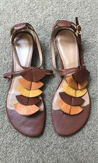 Charles and Keith sandals - s8