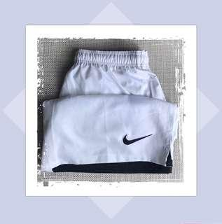 Nike Manchester United Sports Shorts (White)
