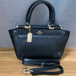 COACH women satchel bag