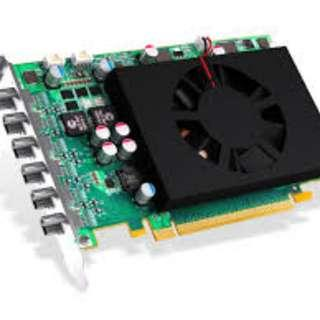 Matrox Graphics Card C680 with 6 minidp output
