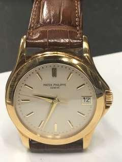 🚚 Patek Philippe Gold 18K Watch