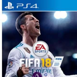 PS4 FIFA2018 有code with code EA Sport | FIFA2019 18 19 2K18 19 UFC GTA Assassin Creed Far Cry MGS RDR2