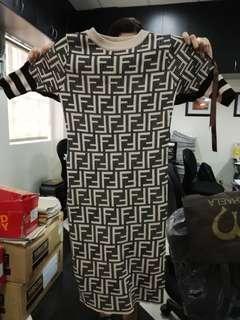 Sexy Dress - Body Fit