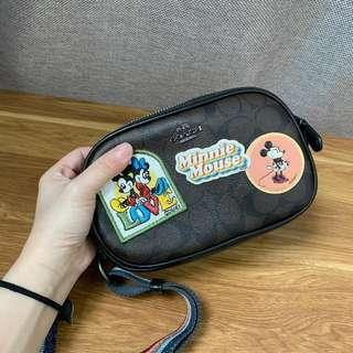COACH Disney Mini Sling Bag
