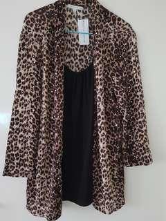 New leopard top