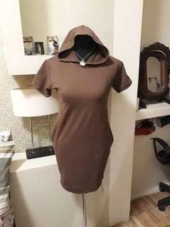 Hoodie dress brandnew