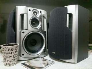 JVC 3 Way Speaker
