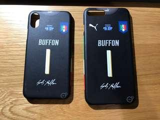 Buffon iPhone case (iPhone 7 plus and iPhone X)