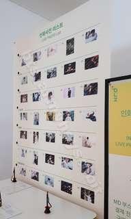 Instock BTS Exhibition Live Photo