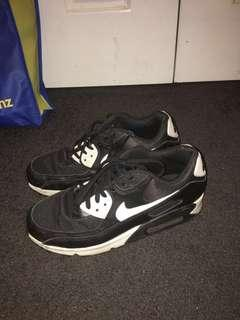 Nik Air Max 90 Shoes