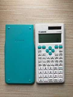 Kalkulator Canon Tosca