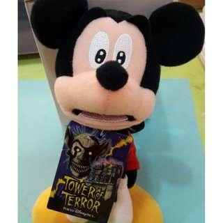 現貨~附提袋~日本代購 迪士尼驚嚇米奇 兒童生日禮物萬聖節禮物
