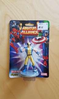 Marvel Miniature Alliance Wolverine