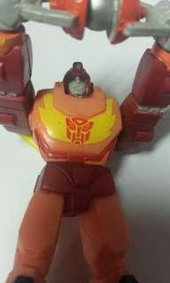 Takara Kabaya Transformers Hot Rod