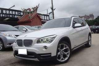 2013 BMW X1 sDrive18i xLine