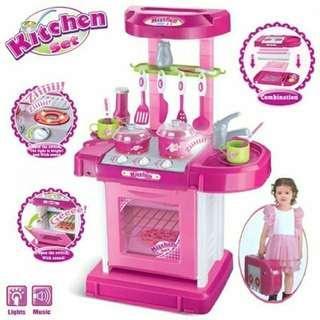 Kitchet set toy
