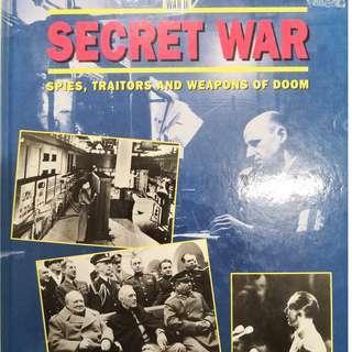 🚚 Secret War - Spies, Traitors and Weapons of Doom
