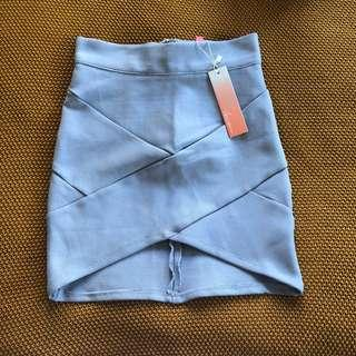 Bandage skirt, brand new with tags